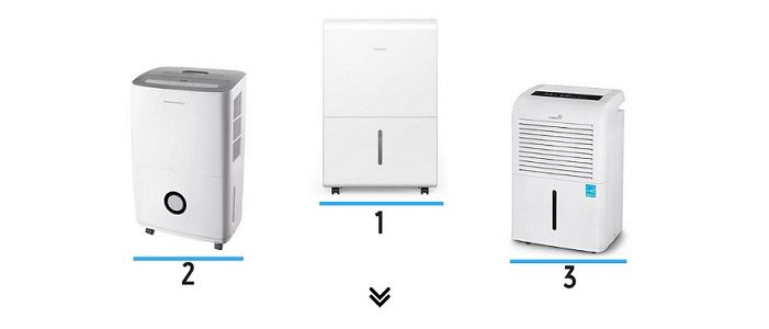 Top 10 Best Dehumidifiers For Basements in 2019